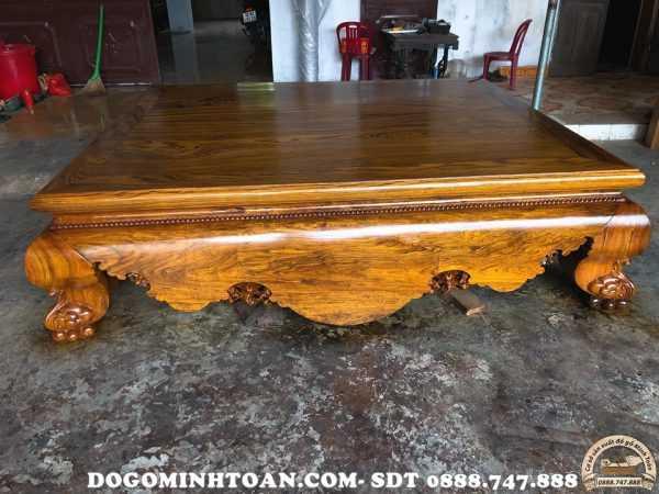 sập gỗ đơn giản