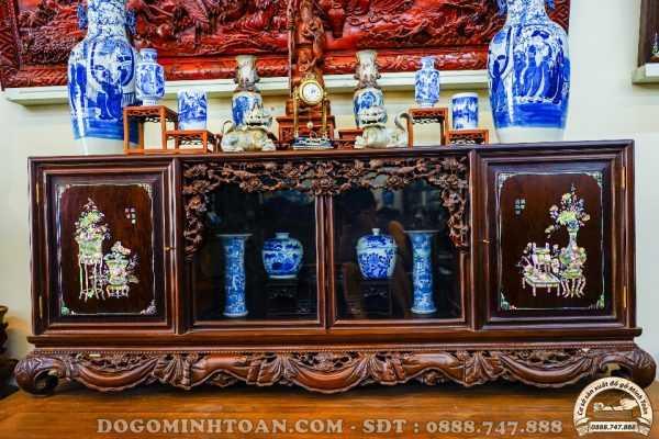 Tủ chè là nét đẹp văn hóa xa xưa của dân Việt