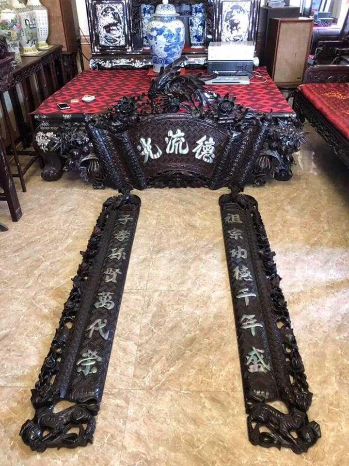 Nguyên tắc trong câu đối chữ Hán