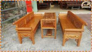 trường kỷ gỗ lim